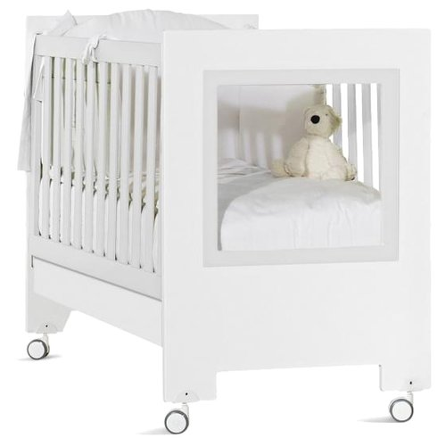 Кроватка Feretti Le Chic (качалка) белый le chic часы le chic cl2072g коллекция les sentiments