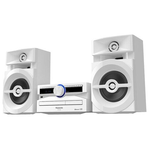 Музыкальный центр Panasonic SC-UX100EE-W музыкальный центр panasonic sc pm250ee k