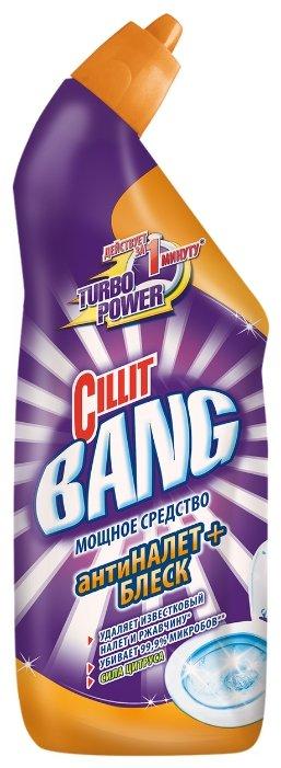 Cillit BANG гель Сила Цитруса