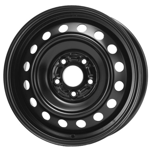 Фото - Колесный диск Trebl X40028 5x14/5x100 D57.1 ET40 Black колесный диск trebl 8030 6x15 5x100 d56 1 et55 black