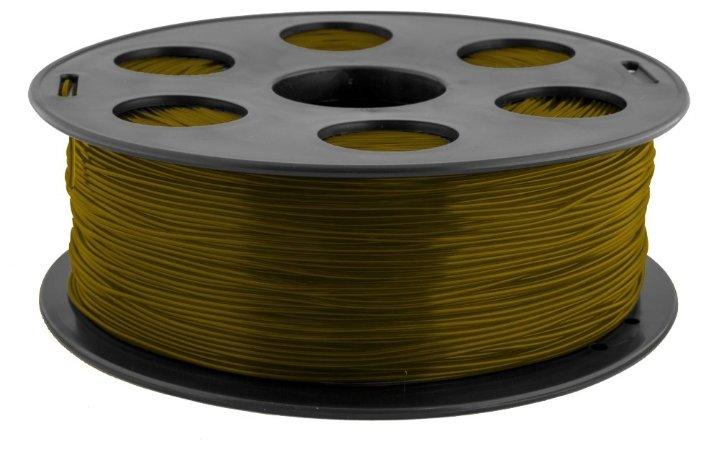 Watson пруток BestFilament 1.75 мм золотистый металлик 1 кг фото 1