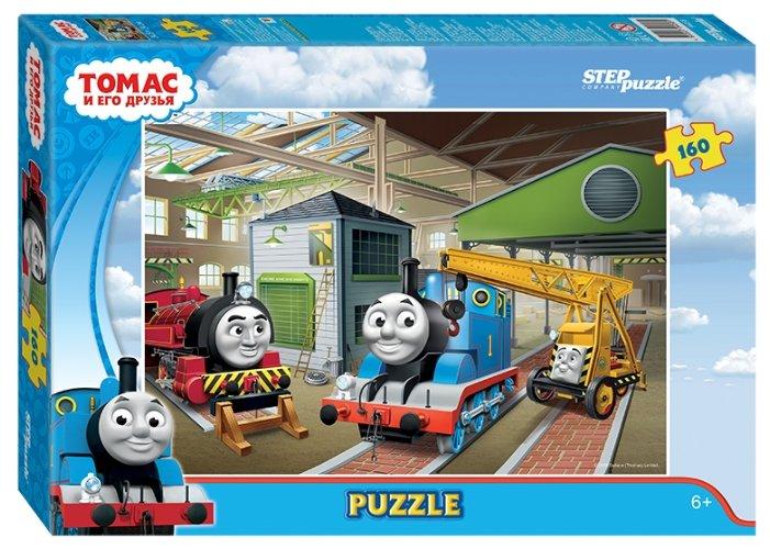 Пазл Step puzzle Томас и его друзья (94058), 160 дет.
