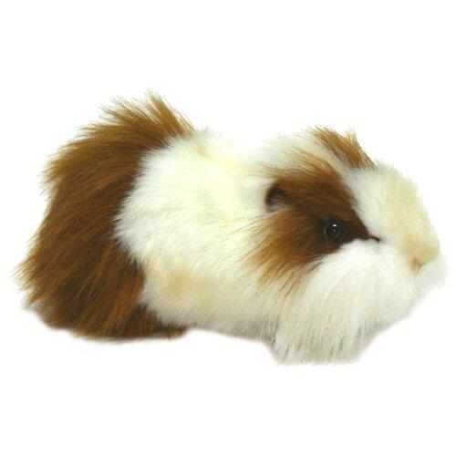 Купить Мягкая игрушка Hansa Морская свинка бело-рыжая 13 см, Мягкие игрушки