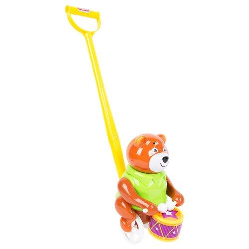 Каталка-игрушка Stellar Барабанщик (01377) со звуковыми эффектами