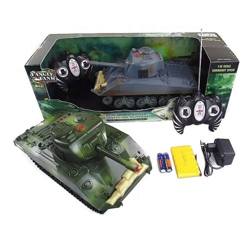 Танк Shantou Gepai Tangle Tank (635409) 1:18
