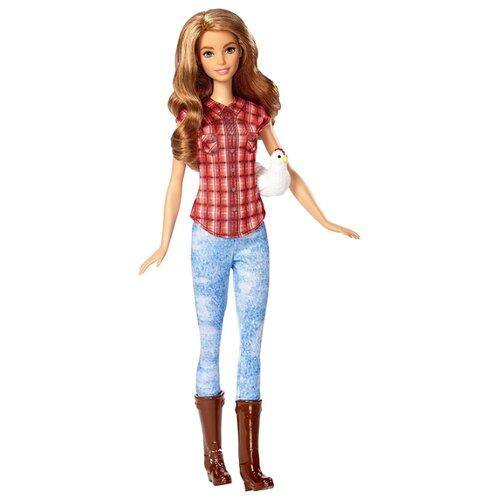 Купить Кукла Barbie Кем быть? 29 см, DVF53, Куклы и пупсы