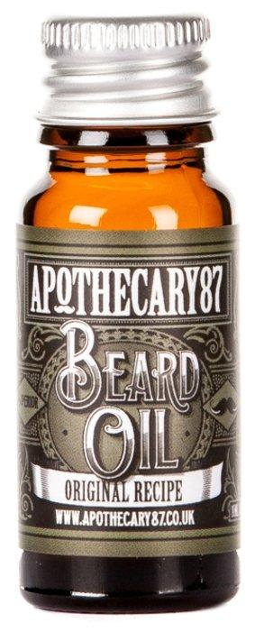Apothecary 87 Масло для бороды Original Recipe