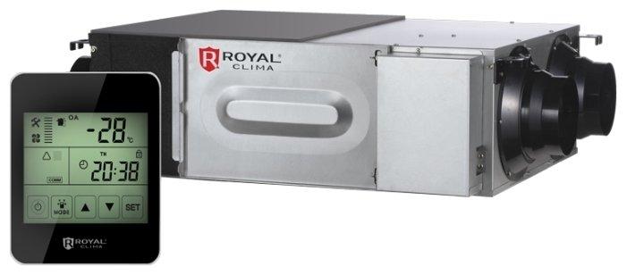 Вентиляционная установка Royal Clima SOFFIO RCS 1500 2.0