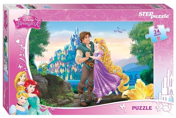 Пазл Step puzzle Disney Рапунцель (90020), 24 дет.