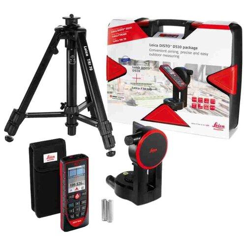 Лазерный дальномер Leica DISTO D510 Pro Pack кольцо techart pro leica m nex