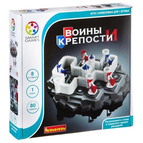 Купить Головоломка BONDIBON Smart Games Воины и Крепости (ВВ1882), Головоломки
