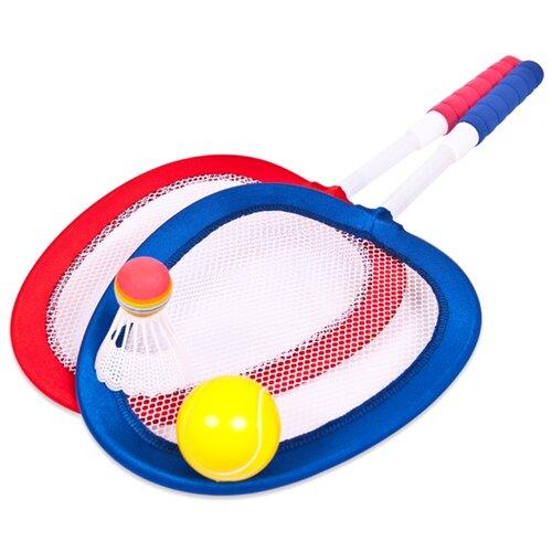 Фото - Игровой набор ABtoys Теннис и бадминтон (S-00106) бадминтон