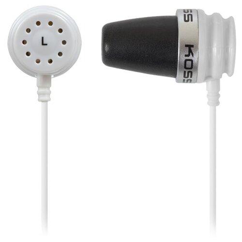 Купить Наушники Koss Spark Plug белый