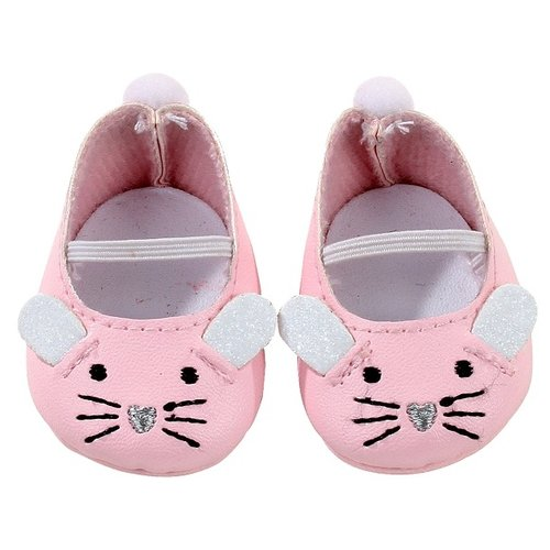 Купить Gotz Туфли для кукол 30 - 33 см 3402539 розовый, Одежда для кукол