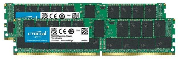 Crucial Оперативная память Crucial CT2K32G4RFD4213