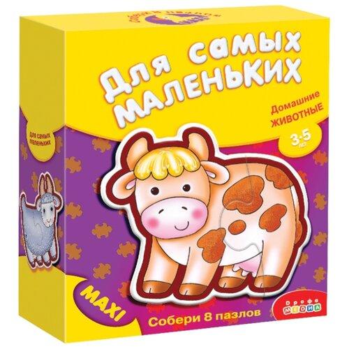 цена на Набор пазлов Дрофа-Медиа ДСМ Домашние животные (1086)