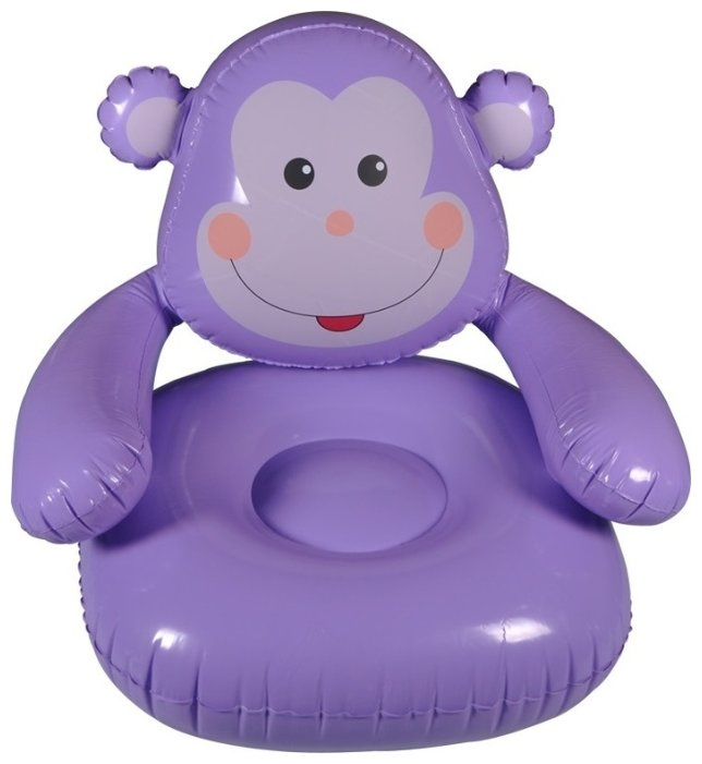 Кресло надувное детское Bestway Мартышка 75024 BW