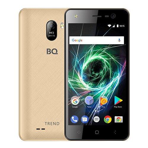 Смартфон BQ 5009L Trend золотой смартфон