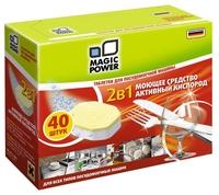 Magiс Power 2 в 1 таблетки для посудомоечной машины 40 шт.