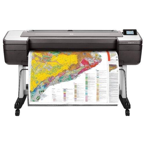 Принтер HP DesignJet T1700 (W6B55A), белый