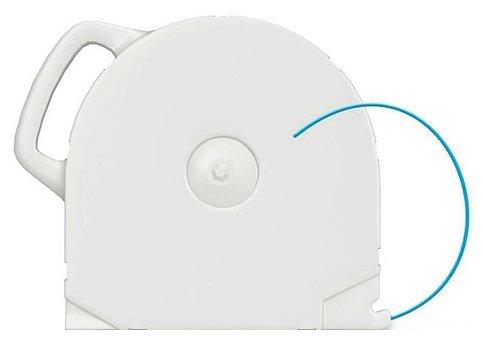 ABS пруток 3D Systems CubeX 1.75 мм светящийся неоновый синий
