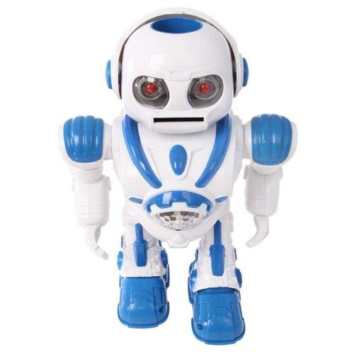 Купить Робот Shantou Gepai Космический воин 6022 бело-синий, Роботы и трансформеры
