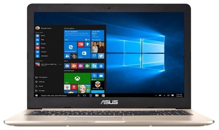 Ноутбук ASUS VivoBook Pro 15 N580VD (Intel Core i7 7700HQ 2800 MHz/15.6