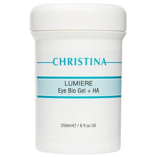 Christina Био-гель для кожи вокруг глаз Lumiere Eye Bio Gel + HA 250 мл недорого