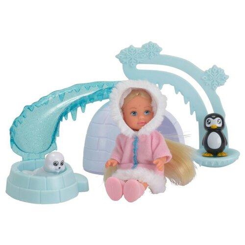Купить Кукла Simba Еви на северном полюсе 12 см 5732339, Куклы и пупсы