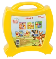 Кубики-пазлы Step puzzle Disney Медвежонок Винни 87125