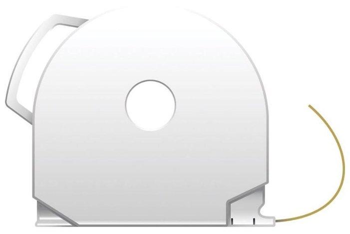 PLA пруток 3D Systems CubePro 1.75 мм бежевый