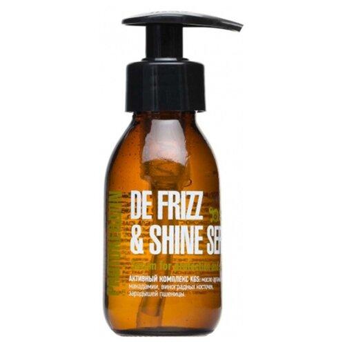 PROTOKERATIN Восстанавливающая линия Сыворотка для защиты и блеска для волос, 100 мл collistar сыворотка для блеска волос liquid crystals 50 мл