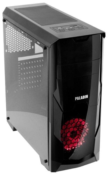 3Cott Paladin IV w/o PSU Black