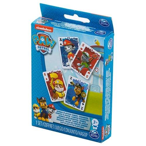Купить Настольная игра Spin Master Щенячий Патруль Игровые карты 6033298, Настольные игры