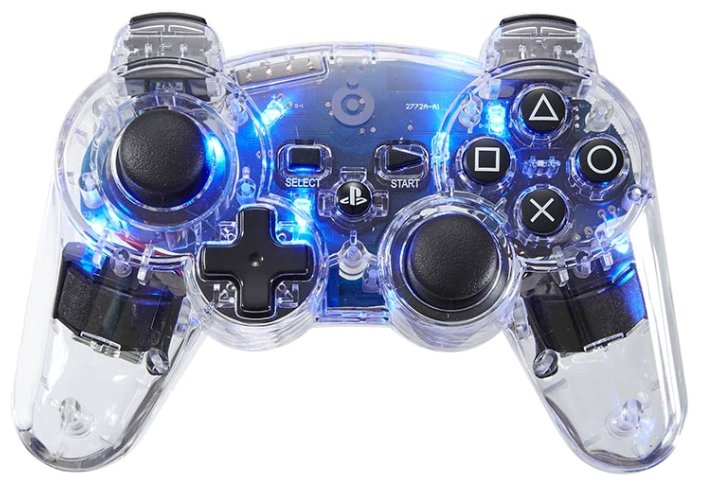 BigBen Wireless controller for PS3 Led