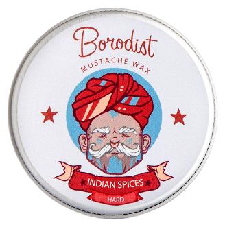 Стоит ли покупать Borodist Воск для усов Indian Spices? Отзывы на Яндекс.Маркете