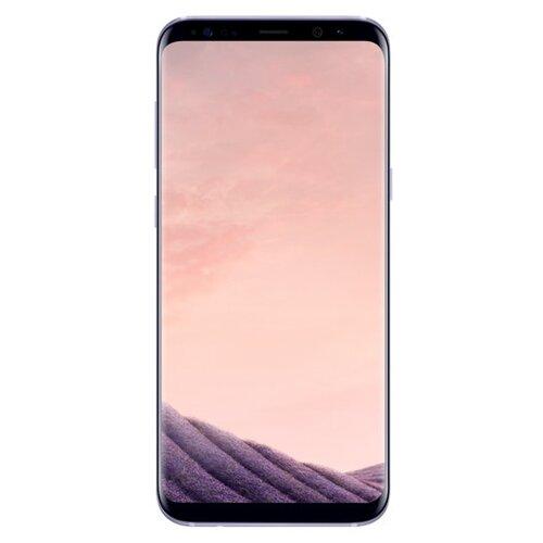 Смартфон Samsung Galaxy S8+ 64GB мистический аметист (SM-G955FZVDSER)Мобильные телефоны<br>