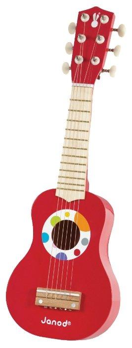 Janod гитара Конфетти J07628