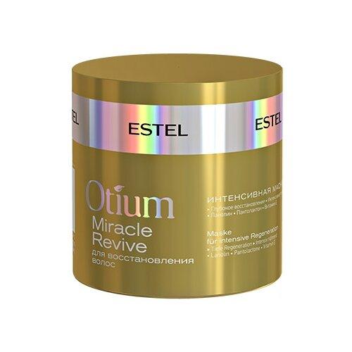 Estel Professional OTIUM MIRACLE REVIVE Интенсивная маска для восстановления волос, 300 мл шампуньуход для восстановления волос otium miracle revive 250 мл estel otium miracle revive