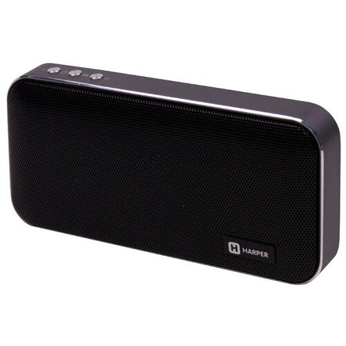 Купить Портативная акустика HARPER PSPB-200 черный