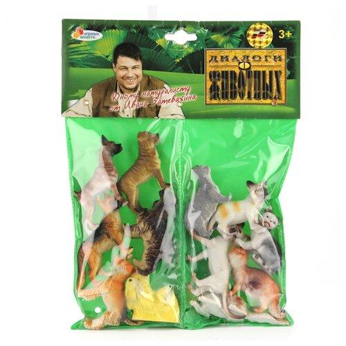 Купить Фигурки Играем вместе Диалоги о животных Домашние животные HA2491, Игровые наборы и фигурки