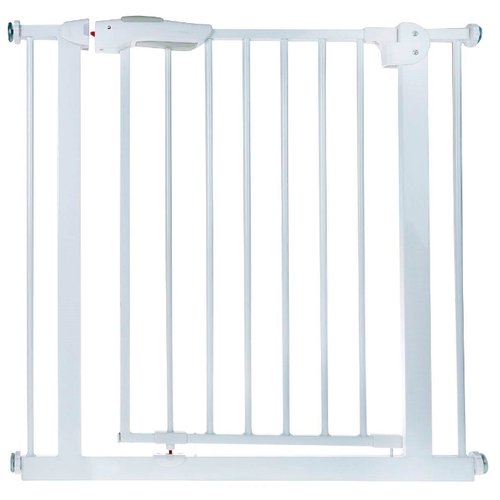 Купить Baby Safe Ворота безопасности 75-85 см XY-009 белый, Ворота безопасности, перегородки