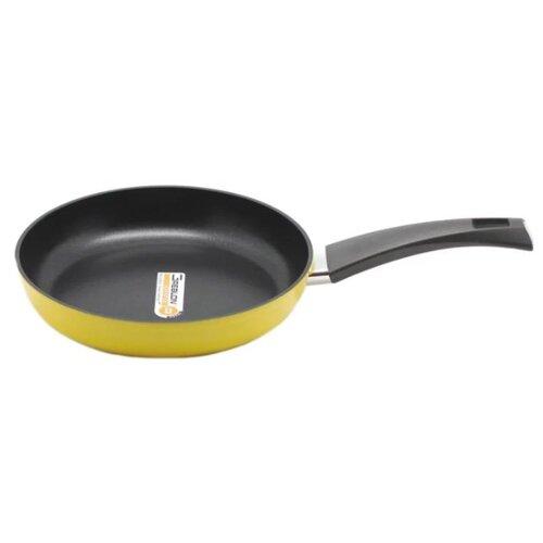 Сковорода Zanussi Pescara ZCF33433GF 20 см, желтый/черный nek pescara