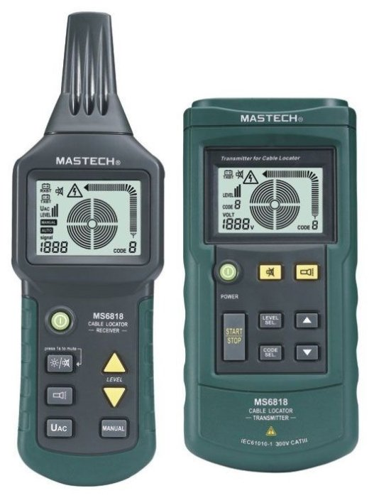 Детектор Mastech MS6818