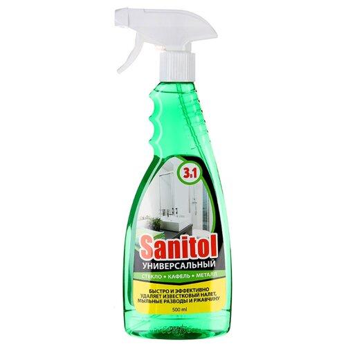 Sanitol спрей для ванной комнаты универсальный 0.5 л