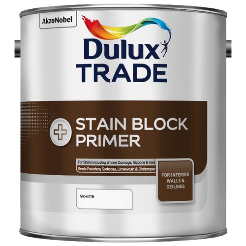 Грунтовка Dulux Stain Block Primer (2,5 л) 2.5 л