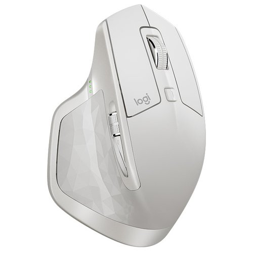 Купить Мышь Logitech MX Master 2S light Grey Bluetooth