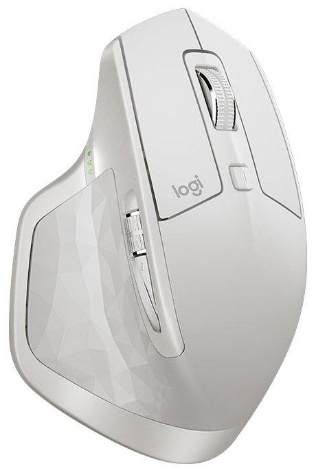Мышь Logitech MX Master 2S light Grey Bluetooth