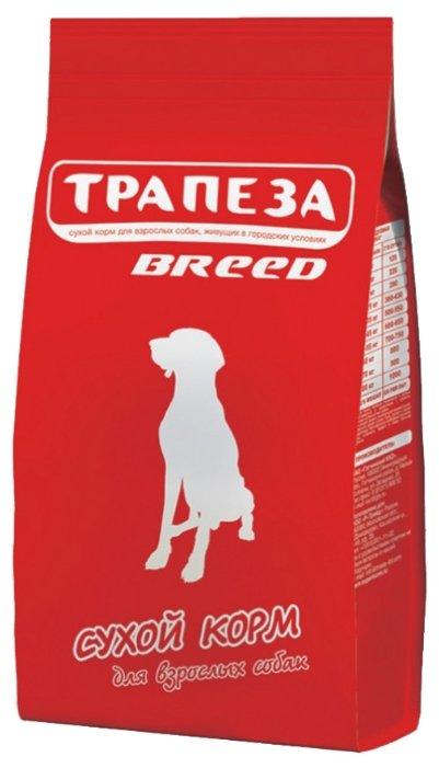 Корм для собак Трапеза Брид