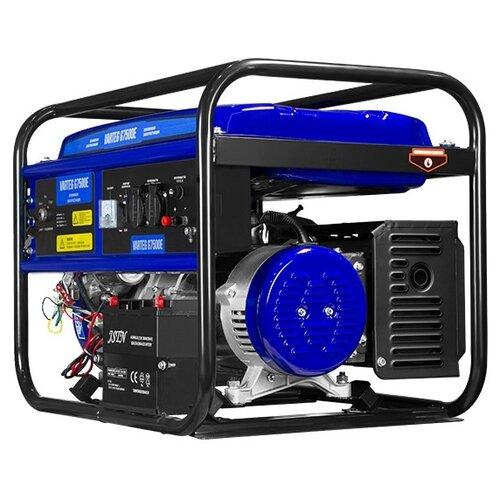 Бензиновый генератор Varteg G7500E (7000 Вт)